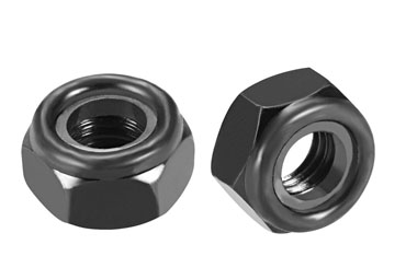 Carbon Steel Nylock Nuts