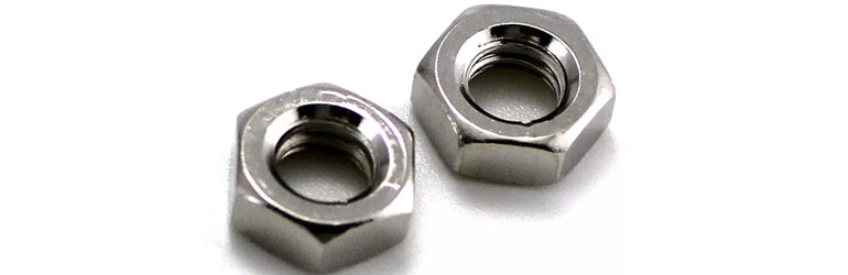 Alloy 20 Nuts