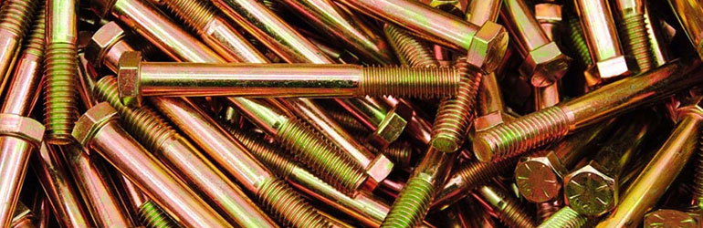 Copper Nickel 90-10 Fasteners