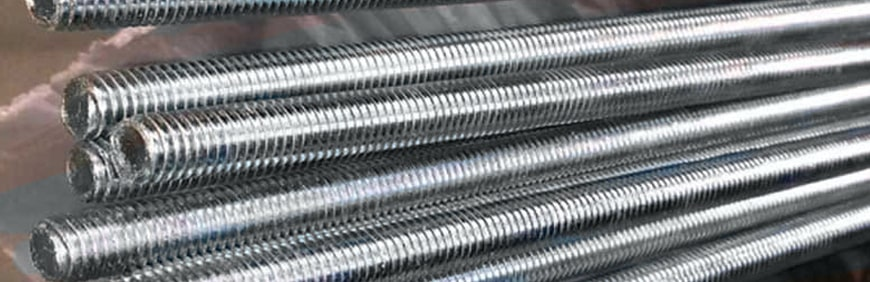 Nickel 200 / 201 Threaded Rods