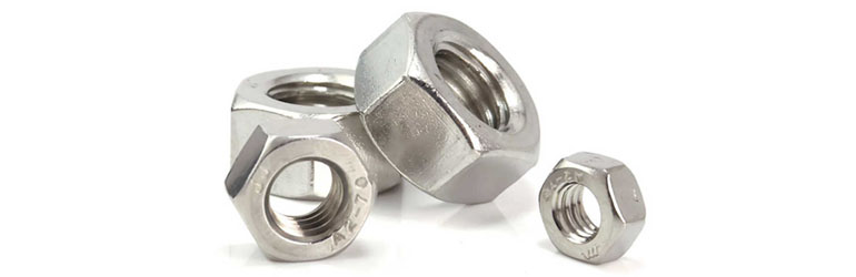 Alloy C276 Nuts