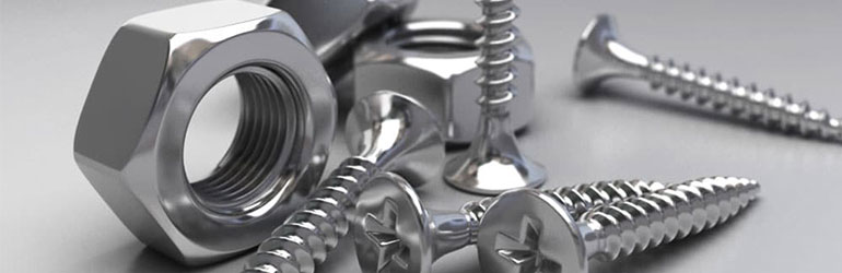 Stainless Steel 410 Fasteners