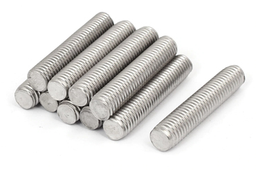 Nickel 200 / 201 Heavy Threaded Rods