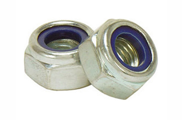 Stainless Steel 317 Nylock Nuts