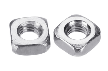 Stainless Steel 317 Square Nuts
