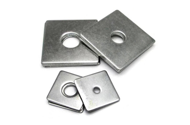 Stainless Steel 309 / 310 Square Washers