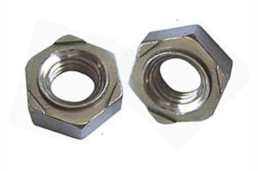Stainless Steel 317 Weld Nuts