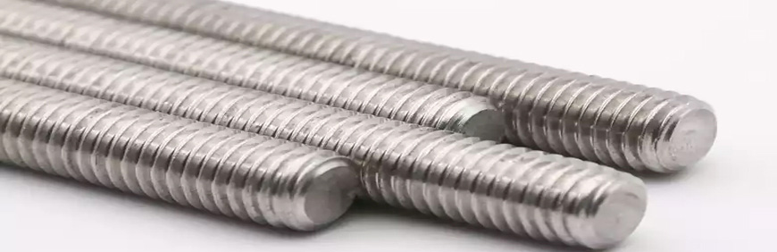 SS 420 Threaded Rods